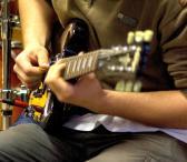 Gitaros pamokos jaunimui - Studija Kvarta-0