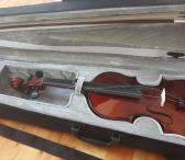 Streichinstrumente 4/4 O.M Monnich-0