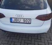 Audi A4, 2008 m.-0