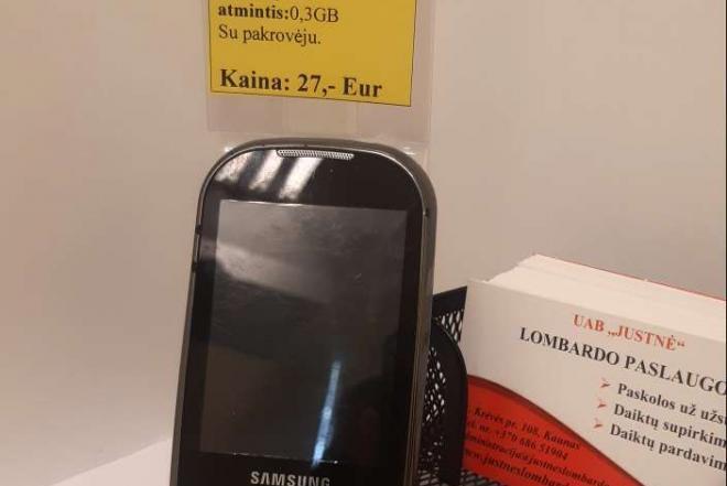 Samsung Champ 3,5G-0