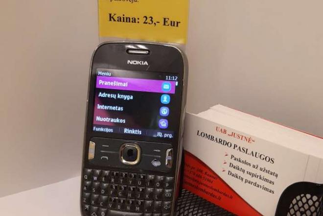 Nokia 302-0