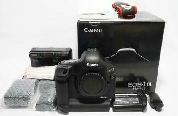 Nikon D6 DSLR Camera / Canon EOS-1D X Mark III-1