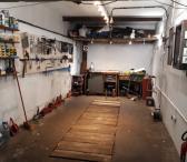 Trumpalaikė garažo nuoma su įrankiais-0