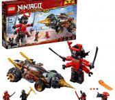 LEGO Ninjago Legacyo konstruktorius-0
