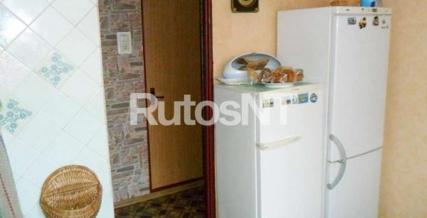 Parduodamas 3-jų kambarių su holu butas Gargžduose, Melioratorių gatvėje-3