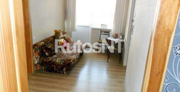 Parduodamas 3-jų kambarių su holu butas Gargžduose, Melioratorių gatvėje-4