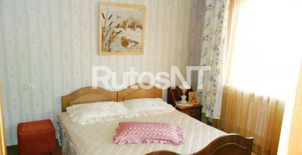 Parduodamas 3-jų kambarių su holu butas Gargžduose, Melioratorių gatvėje-5