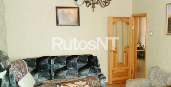 Parduodamas 3-jų kambarių su holu butas Gargžduose, Melioratorių gatvėje-1