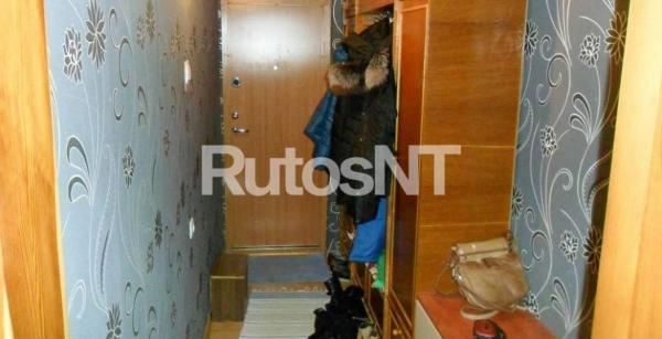 Parduodamas 3-jų kambarių su holu butas Gargžduose, Melioratorių gatvėje-7