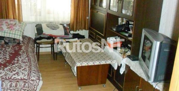Parduodamas 3-jų kambarių su holu butas Gargžduose, Melioratorių gatvėje-6