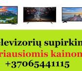 Televizorių Supirkimas Geriausiomis Kainomis!-0