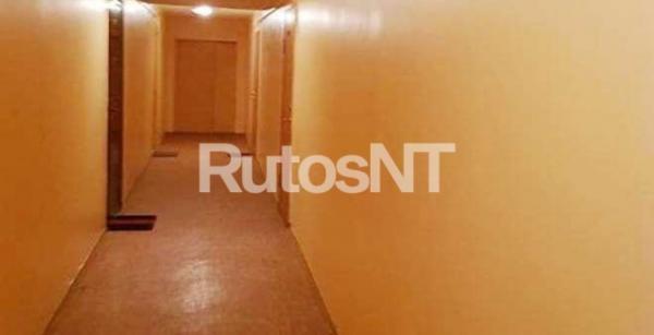 Parduodamas 2-jų kambarių butas bendrabutyje, Baltijos prospekte-6