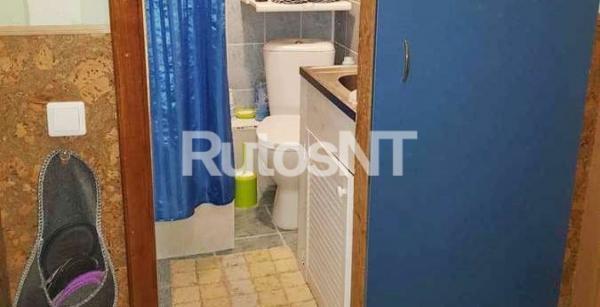 Parduodamas 2-jų kambarių butas bendrabutyje, Baltijos prospekte-4