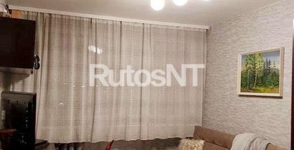 Parduodamas 2-jų kambarių butas bendrabutyje, Baltijos prospekte-0