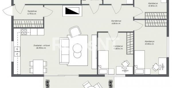 Parduodamas namas Klemiškės II kaime-6