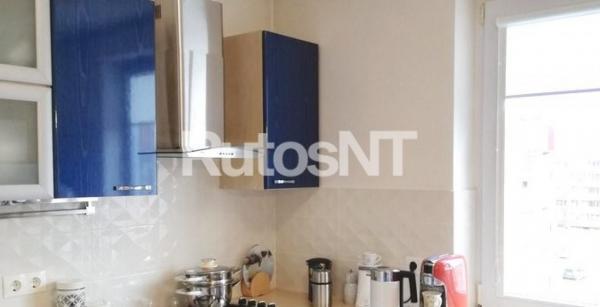 Parduodamas 2-jų kambarių su holu butas Gargžduose, Dariaus ir Girėno gatvėje-1