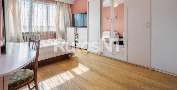Parduodamas 2-jų kambarių su holu butas Gargžduose, Pušų gatvėje-5