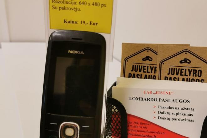 "Mobilusis telefonas ""Nokia 2220s""-0"