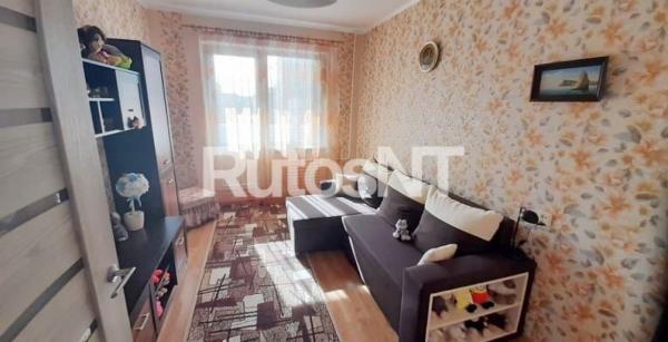 Parduodamas 3-jų kambarių su holu butas Darželio gatvėje-5