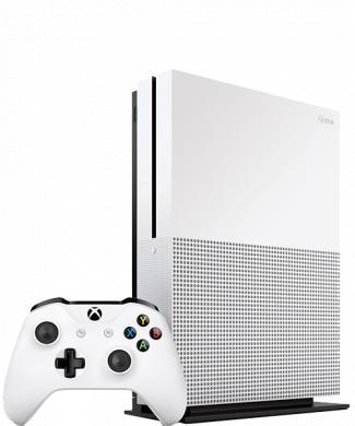Xbox One S, kaip naujas, komplektas, kaina- 159.99e.-0