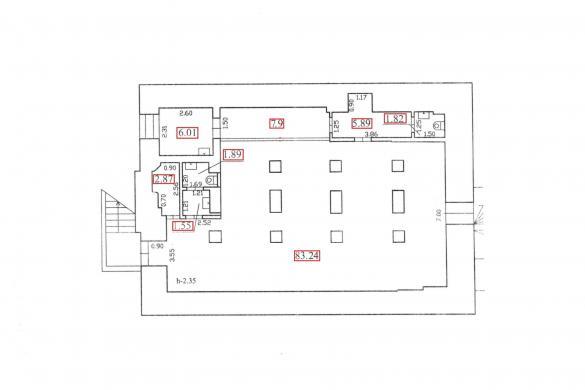 Patalpos centre, Savanorių a. 11-7