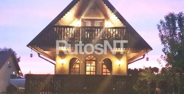 Parduodamas sodo namas Derceklių kaime-1