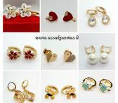 Nauji modeliukai: auskarai, žiedai, vaikiški, apyrankės ir kt.-0