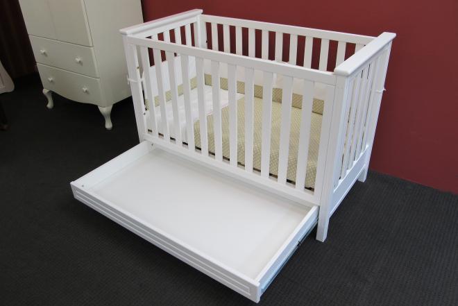 Klasikinė 120x60 cm lovytė-0