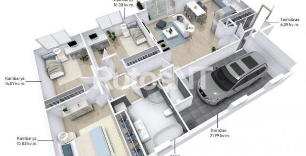 Parduodamas namas Ginduliuose-6