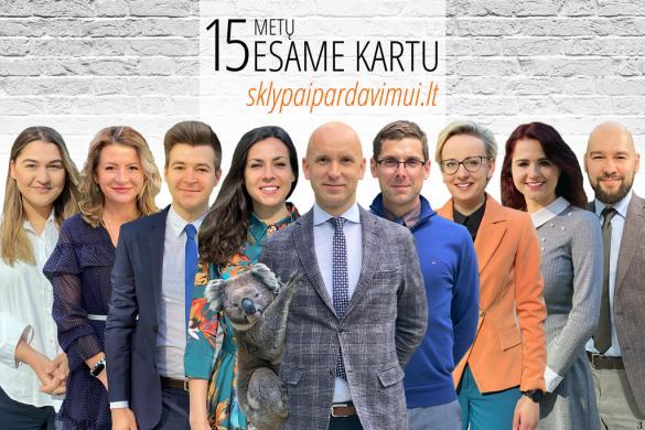 SKLYPAIPARDAVIMUI.LT - SKLYPAS VILNIAUS MIESTE, FABIJONIŠKĖSE-7