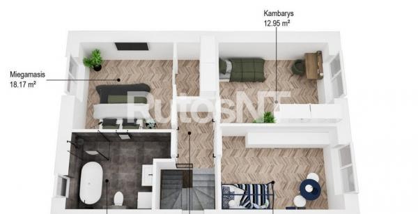 Parduodamas namas Klaipėdoje-5