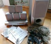 Namų kino sistema su DVD grotuvu JVC TH-A25-0