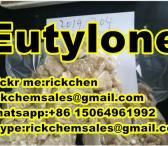 Eutylone Hot Sale Eutylone Light Yellow Crystal eu-0