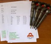 Kuro purkštukai Bmw 320d,330d,530d,730d,X5.0445110080 arba 0445110131-0