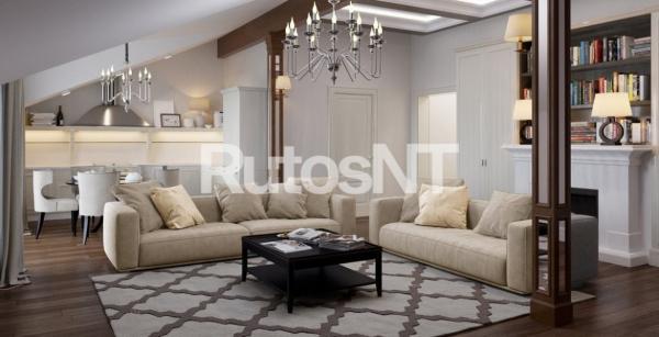 Parduodamas 3-jų kambarių butas  J. Zauerveino gatvėje-0