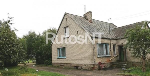 Parduodamas namas Sudmantų kaime-1