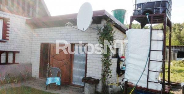 Parduodamas sodo namas Kiškėnų kaime-1