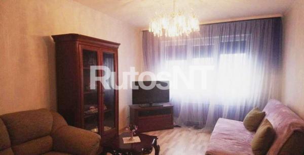 Parduodamas 2-jų kambarių su holu butas Bandužių gatvėje-1