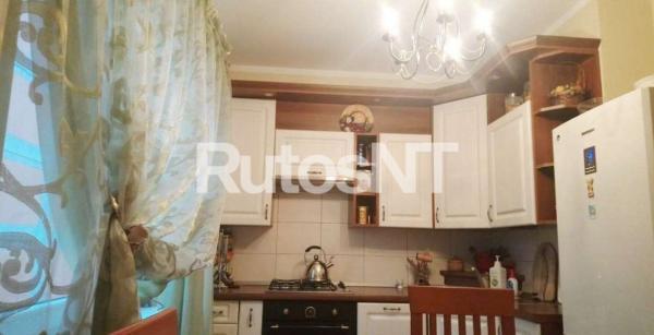 Parduodamas 2-jų kambarių su holu butas Bandužių gatvėje-2
