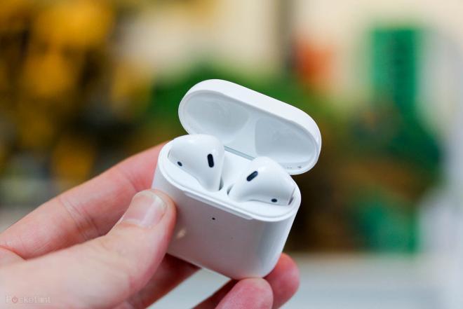 Apple AirPods stiliaus ausines-0