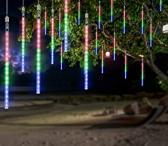 50cm LED meteorų lietus multi MIX-0
