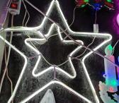 LED Dekoracija Žvaigždė-0