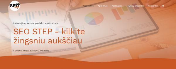 Internetinių svetainių kūrimas, administravimas bei SEO optimizavimas-2