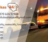 Tralas Vilniuje -Techninė pagalba Lietuvoje-0