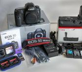 Canon EOS 5D Mark III Strap, BL-5DIII, Battery Charger, Field Guide, Low Shutter-0