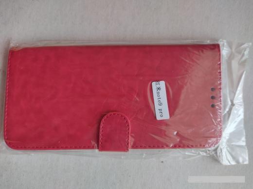 Naujas odinis atverčiamas dėklas Xiaomi Redmi Note 9s-0