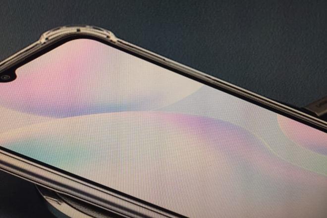 Naujas skaidrus dėklas Xiaomi Redmi Note 9s-0