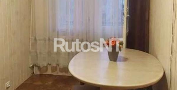Parduodamas 2-jų kambarių su holu butas Gargžduose, P. Cvirkos gatvėje-1