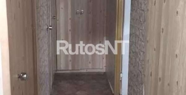 Parduodamas 2-jų kambarių su holu butas Gargžduose, P. Cvirkos gatvėje-6