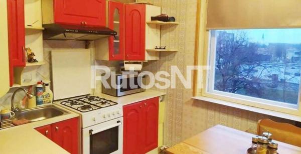 Parduodamas 2-jų kambarių su holu butas Gargžduose, P. Cvirkos gatvėje-2